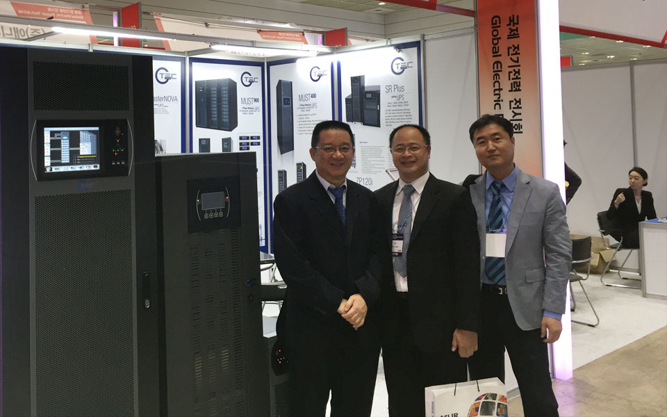 Global Electric Power Tech 2016, Seoul