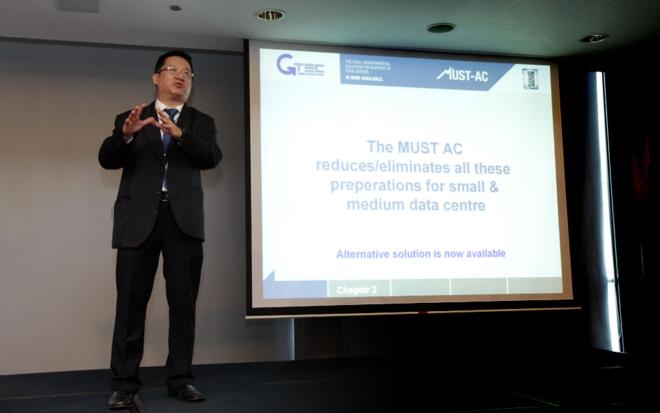 MUST AC Solution Launch Nov 2011